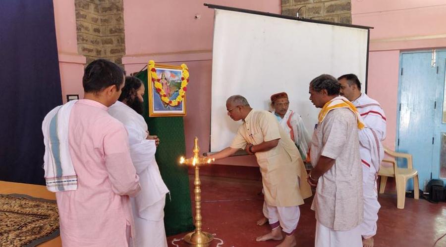 Workshop On Establishing A Gurukul