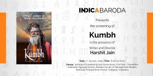 Screening of Kumbh in the presence of Writer and Director Harshit Jain