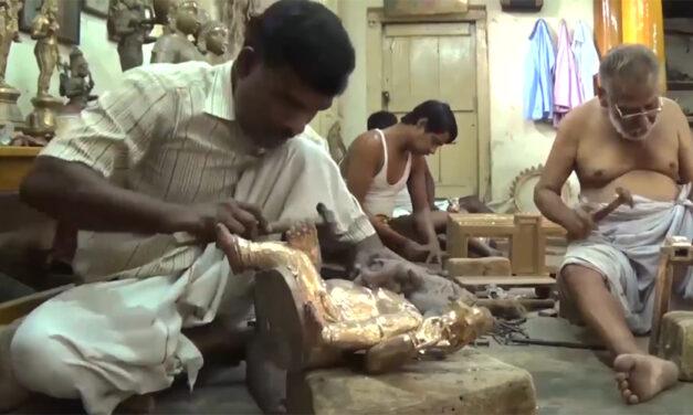 Bronze Deities : A Timeless Chola Art