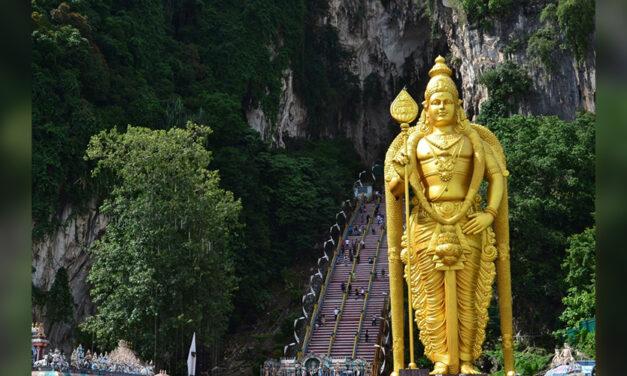 Batu Caves – Lord Murugan's Abode in Malaysia