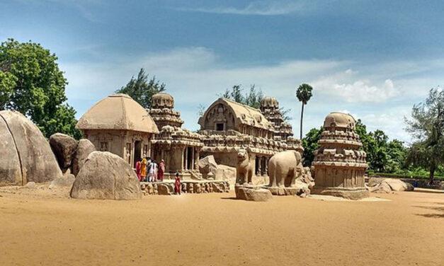 Pancha Rathas : Exquisite Monolithic Edifices