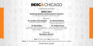 INDIC DAY: Exploring Identity and Successes in America