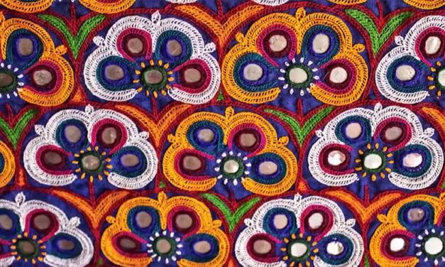 Ahir Embroidery – Vivid Needlework from Gujarat