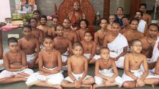 Honouring Young Scholars for Completing Ghanantha Shiksha