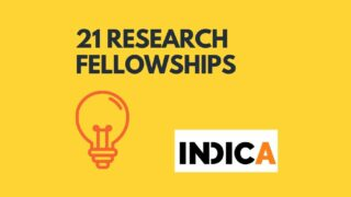 Announcing 21 New Research Fellowships