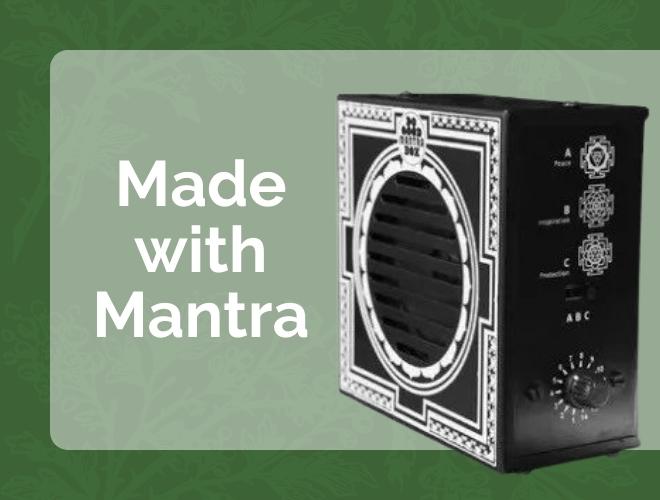Made with Mantra – Gift Scheme for US based Vegan/ Vegetarian Restaurants